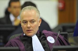International Co-Prosecutor, Andrew Cayley Credit: ECCC/Mark Peters