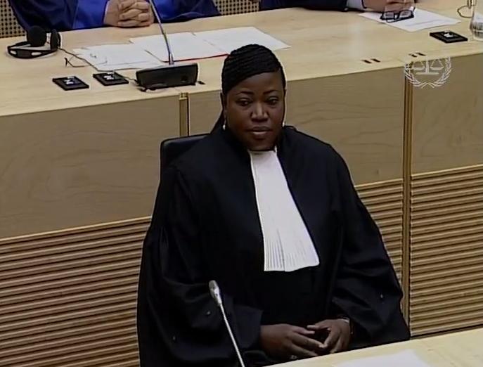 Fatou Bensouda, ICC ProsecutorCredit: ICC