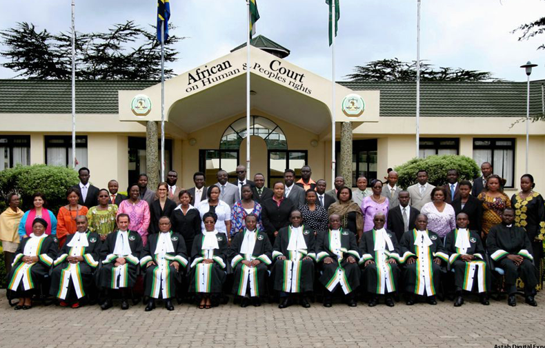 African Court on Human and Peoples' Rights Credit: AfCHPR
