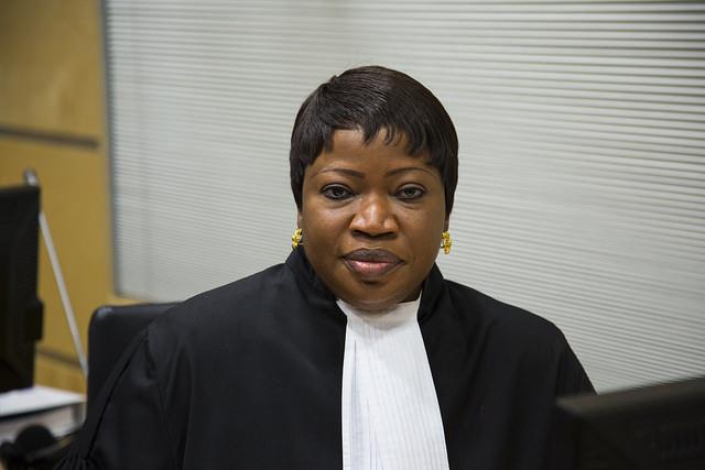 ICC Prosecutor Fatou BensoudaCredit: ICC