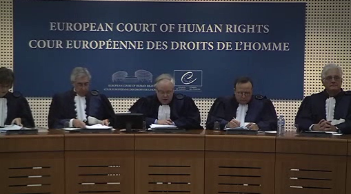 The European Court of Human Rights holds a hearing in Hassan v. UK in December 2013Credit: ECtHR