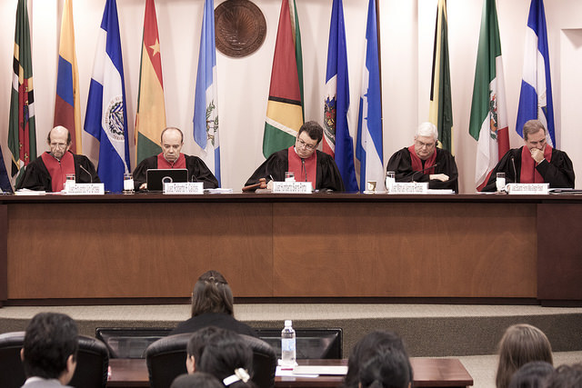 The Inter-American Court holds a hearing in Canales Huapaya et al. v. PeruCredit: IACtHR