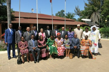 African Commission on Human and Peoples' Rights during its 54th SessionCredit: ACHPR