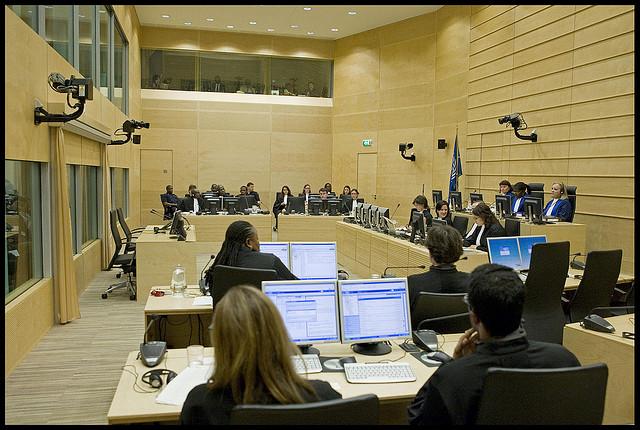 The International Criminal CourtCredit: ICC /  Marco Okhuizen