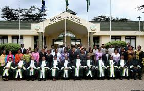 The African Court on Human and Peoples' RightsCredit: AfCHPR