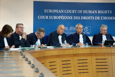 The European Court of Human Rights   Credit: Council of Europe