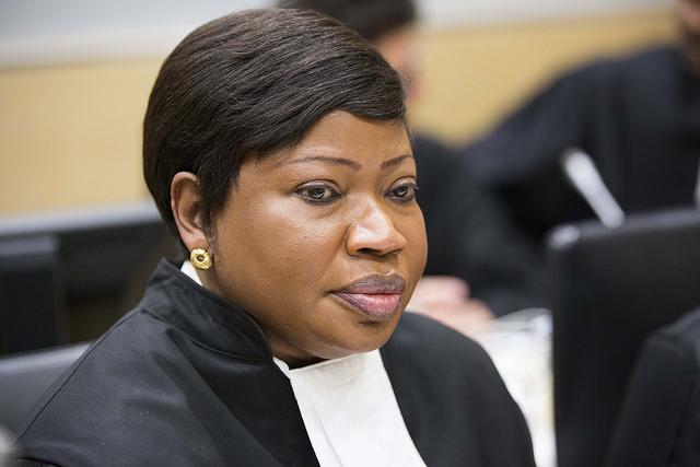 ICC Prosecutor, Fatou BensoudaCredit: ICC