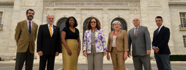 Inter-American Commission on Human RightsCredit: OAS