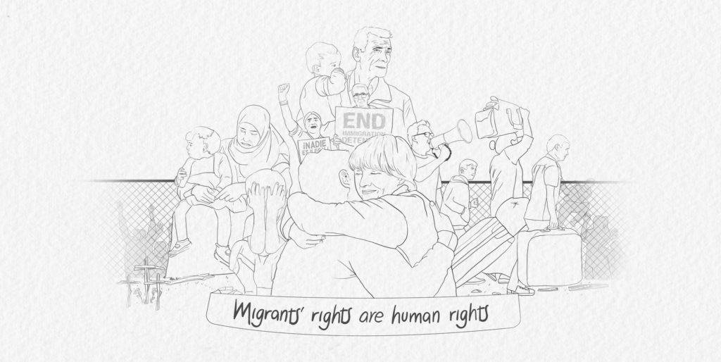 Migrants' Rights Are Human Rights
