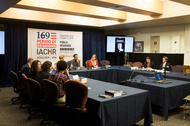 IACHR Launches Report on Children and Adolescents in the United States Adult Criminal Justice System. Credit: IACHR
