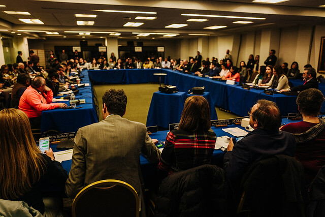 civil society meets with IACHR