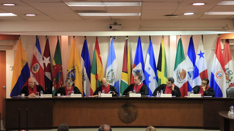 judges of the Inter-American Court of Human Rights