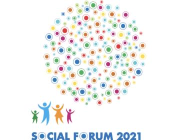 logo for 2021 Social Forum