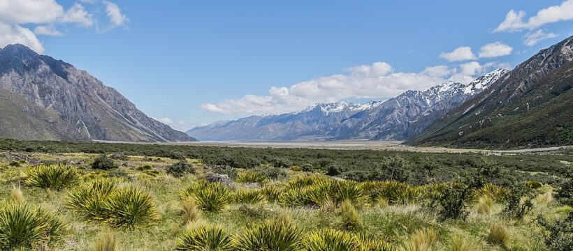 image of Valley of Tasman River